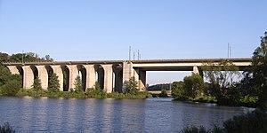 Hamm–Minden railway - Schildesche Viaduct