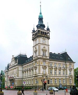 Ratusz - Image: Bielsko Biała Town Hall