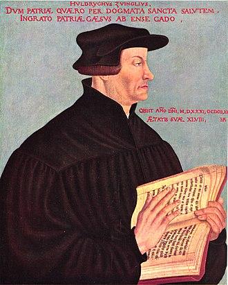 Hans Asper - Image: Bild Zwingli Asper