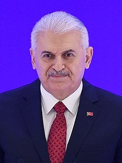 Binali Yıldırım 27th Prime Minister of Turkey