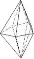 Bipyramide ditrigonale.png