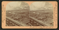 Birdseye view of the Union Stock Yards (stockyards), Chicago, Ill., U.S.A, from Robert N. Dennis collection of stereoscopic views 3.png