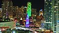 Biscayne Boulevard night 20101202.jpg