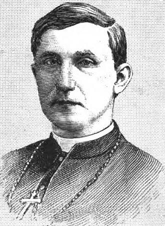 Denis Mary Bradley - Image: Bishop Denis Mary Bradley
