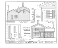 Blake House, 511 Grand Avenue, Port Washington, Ozaukee County, WI HABS WIS,45-POWASH,1- (sheet 3 of 5).png