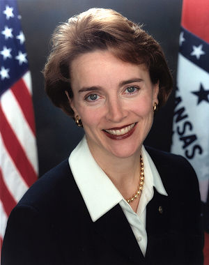 United States Senate election in Arkansas, 2004 - Image: Blanche Lincoln official portrait