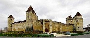 Blandy, Seine-et-Marne - Château de Blandy-les-Tours