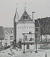 foto van Blokhuispoort (voorm. Huis van Bewaring)