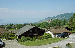 Blonay - Blonay village