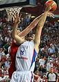 Bloqueo semifinal Turquía Serbia.jpg