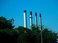 Blount Generating Station Stacks - panoramio.jpg