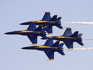 Blue Angels United States Navys flight demonstration squadron