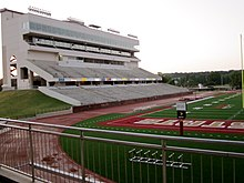 Bobcat Stadium, West Side Complex