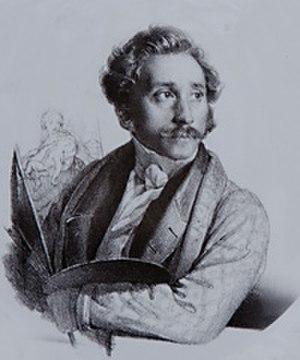 Gottlieb Bodmer - Gottlieb Bodmer by an unknown artist