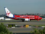 Boeing 737-7Q8, Virgin Blue Airlines AN0328157.jpg