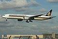 Boeing 777-312ER 9V-SWJ Singapore Airlines (7129257785).jpg