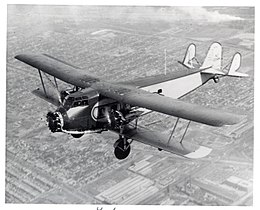 Boeing 80A-1 (NC224M) in flight.jpg