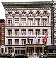 Bohemian National Hall, 321 East 73rd Street, New York, NY 10021, USA - Jan 2013.jpg