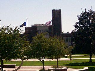 Boise Junior College Administration Building