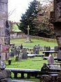 Bolton Abbey Graves Graveyard Cemetery Cross.jpg