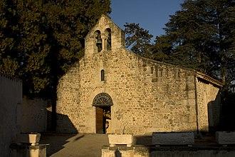 Bonson, Loire - Image: Bonson 20110209 Chapelle Notre Dame