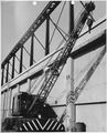 Boom crane used at the Repair Base, San Diego, California - NARA - 295597.tif