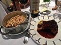Bordeaux La Tupina agneau et haricots de Tarbes.jpg