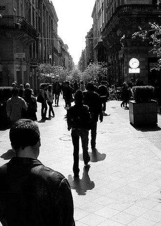 Rue Sainte-Catherine (Bordeaux) - Rue Sainte-Catherine