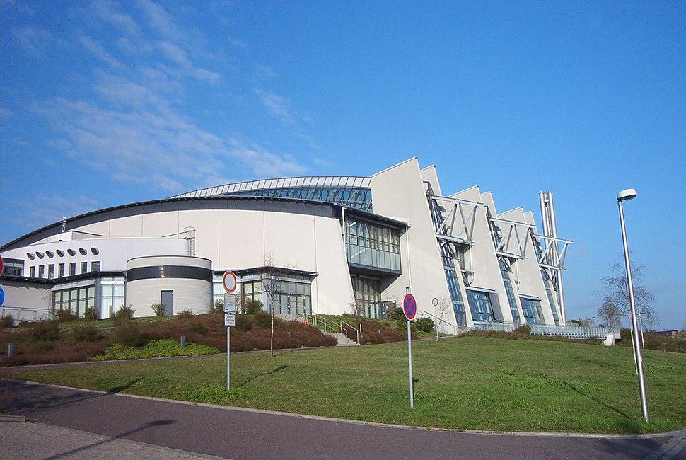 Bordelandhalle Magdeburg
