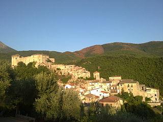 Prata Sannita Comune in Campania, Italy