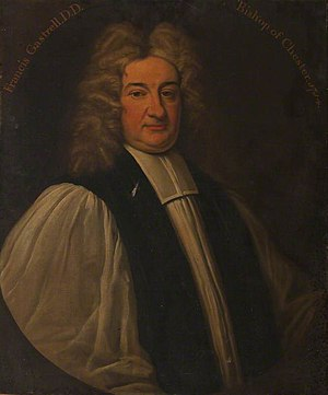 Francis Gastrell - Image: Bp Francis Gastrell by Michael Dahl