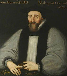 John Bancroft (bishop) Bishop, university administrator