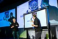 Brad Borrows and Paul Thurrott - 2012 Keynote (7932610724).jpg