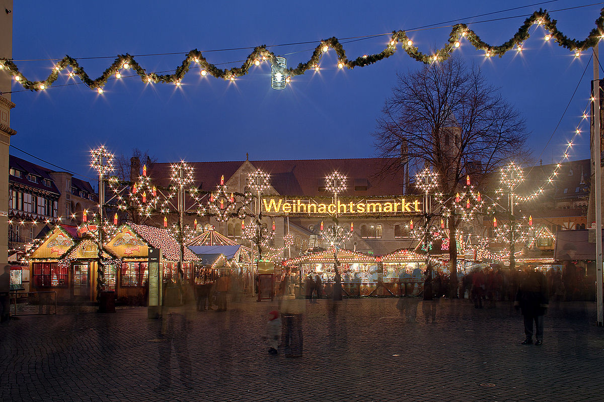 braunschweiger weihnachtsmarkt wikipedia. Black Bedroom Furniture Sets. Home Design Ideas