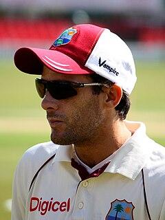 Brendan Nash Jamaican-Australian cricketer