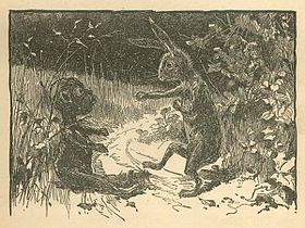 Fratel Coniglietto, da Uncle Remus, His Songs and His Sayings: The Folk-Lore of the Old Plantation, 1881