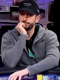 Brian Rast American poker player