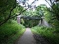 Bridge over The Silkin Way - geograph.org.uk - 924202.jpg