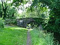 Bridge over the Monmouthshire and Brecon Canal - geograph.org.uk - 476648.jpg