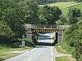 Bridge under the Walsall to Stafford Line - geograph.org.uk - 836090.jpg