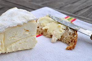 Brillat-Savarin cheese - Image: Brillat savarin