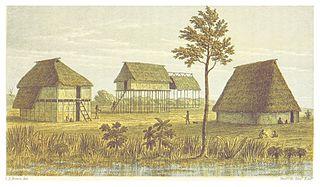 Karinambo village in Upper Takutu-Upper Essequibo, Guyana