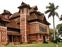 British Colonial Architecture on Zoo Grounds - Trivandrum - Kerala - India.JPG