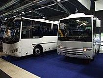 Brno, Autotec 2008, Autobusy Otokar.jpg