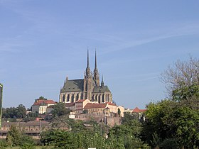 Image illustrative de l'article Cathédrale Saint-Pierre-et-Saint-Paul de Brno