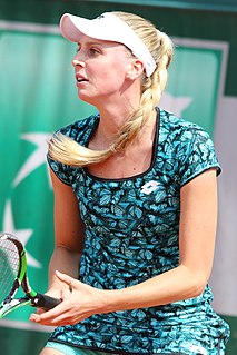 Naomi Broady British tennis player