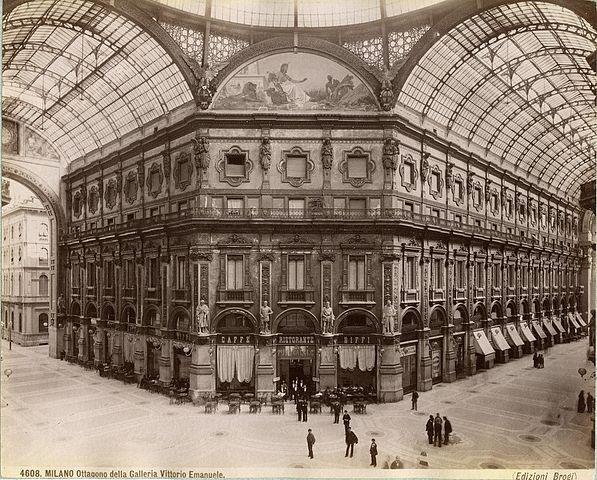 Galleria Vittorio Emanuelle II