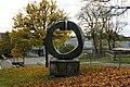 Bronzeplastik Grand Astre 1⁄3 (André Ramseyer 1966) 20.jpg