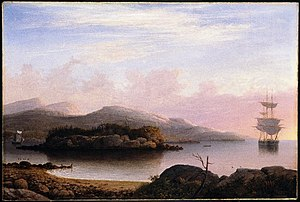 Brooklyn Museum - Off Mount Desert Island - Fi...