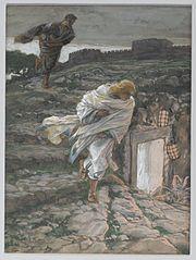 Saint Peter and Saint John Run to the Sepulchre